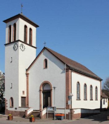 Quelle: Erich Rausch - Evang. Kirche Oberkirch