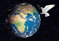 Quelle: https://pixabay.com/de/ - Frieden earth-1571179__340